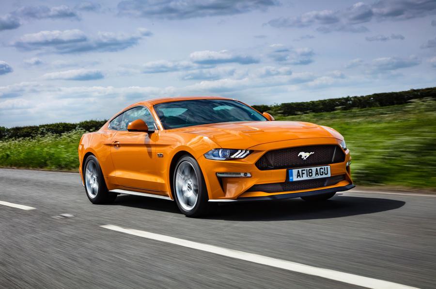 Тест-драйв Ford Mustang 2018 года 2