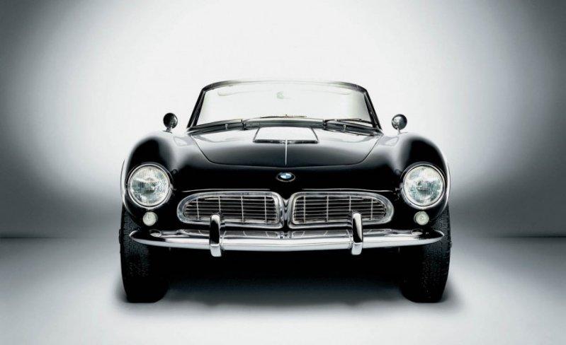 Вековая история BMW: кто был «движком» компании и почему логотип – это не пропеллер 5