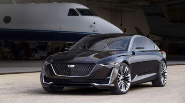 Cadillac презентует новый флагманский седан 1