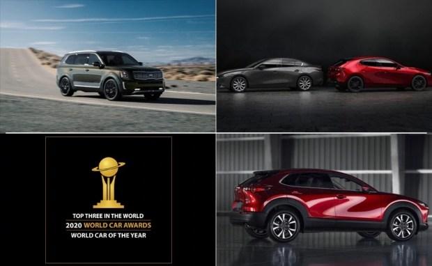 Названы все финалисты конкурса «Всемирный автомобиль года» 1