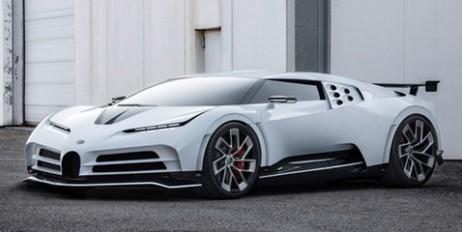 Криштиано Роналду купил Bugatti почти за 10 миллионов евро 1
