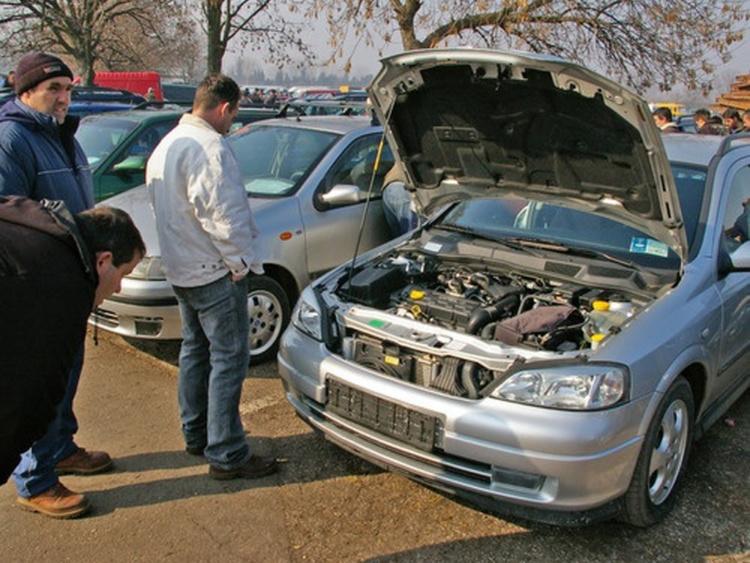 В Украине снизились продажи подержанных автомобилей 1