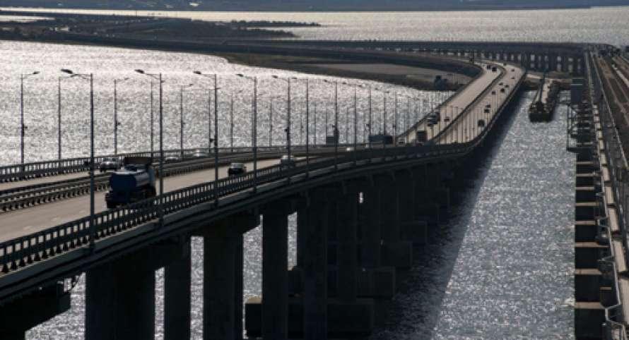 РФ закрывает Крымский мост 1
