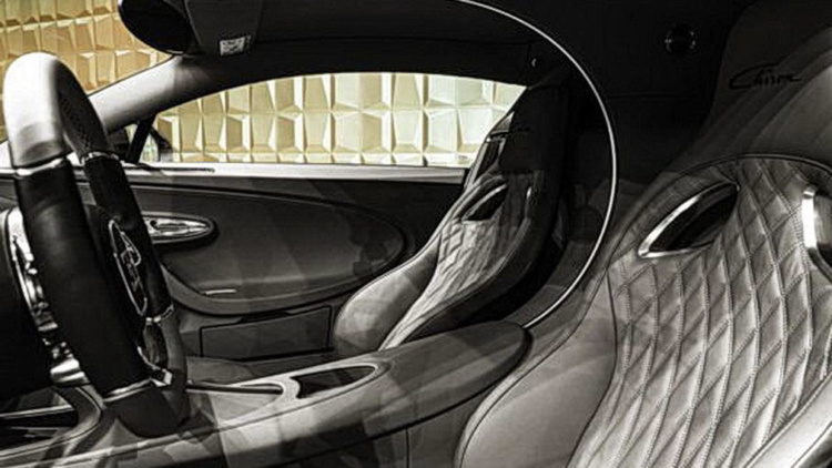Подержанный Bugatti Chiron продают за 3,5 миллиона евро 2