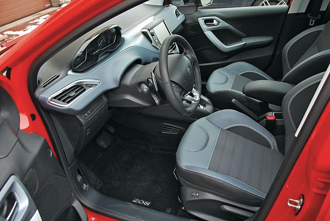 «Как с картинки»: тест-драйв Peugeot 208 2