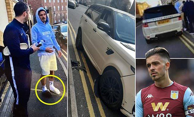 Всемирно известный футболист нарушил карантин и разбил свой Range Rover 1