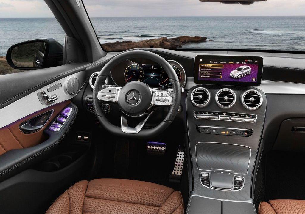 Обзор нового Mercedes-Benz GLC 2