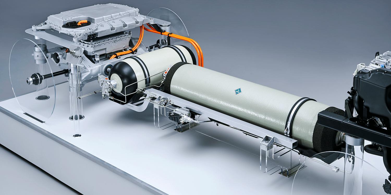 Новый BMW X5 станет водородомобилем 1