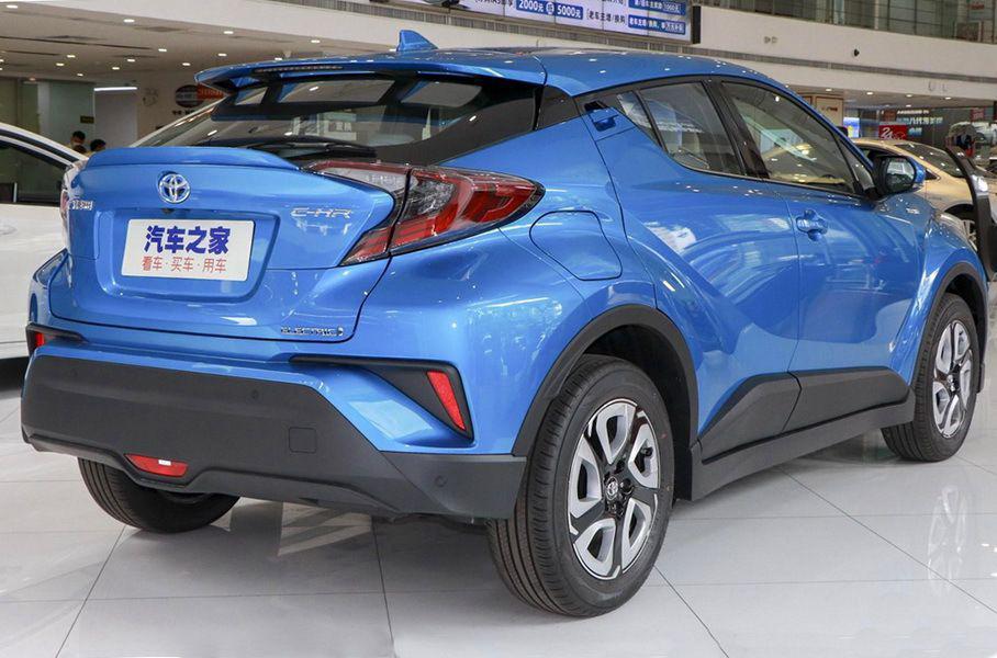 Toyota превратила популярный кроссовер в электрокар 2