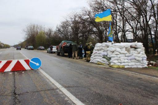 В Киеве ограничили въезд и выезд 1