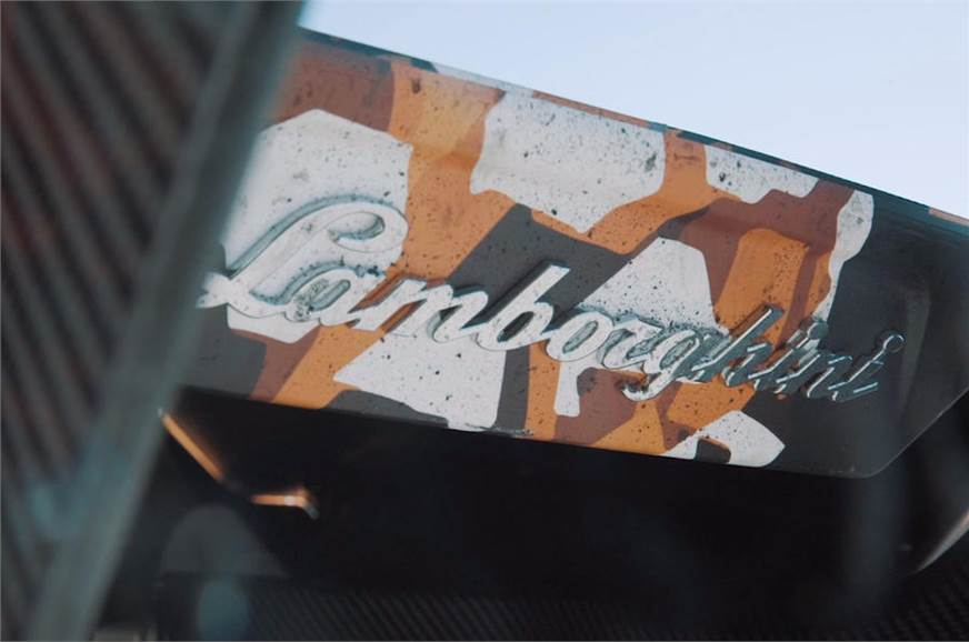 Lamborghini презентовала тизер нового гиперкара 1