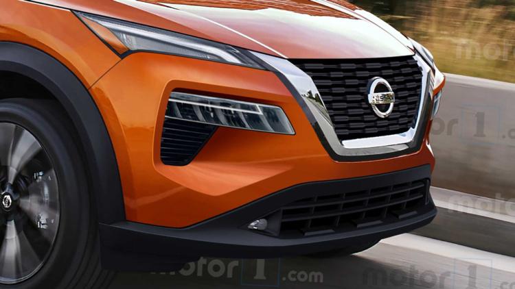 Первые изображения нового Nissan Qashqai показались в Сети 1