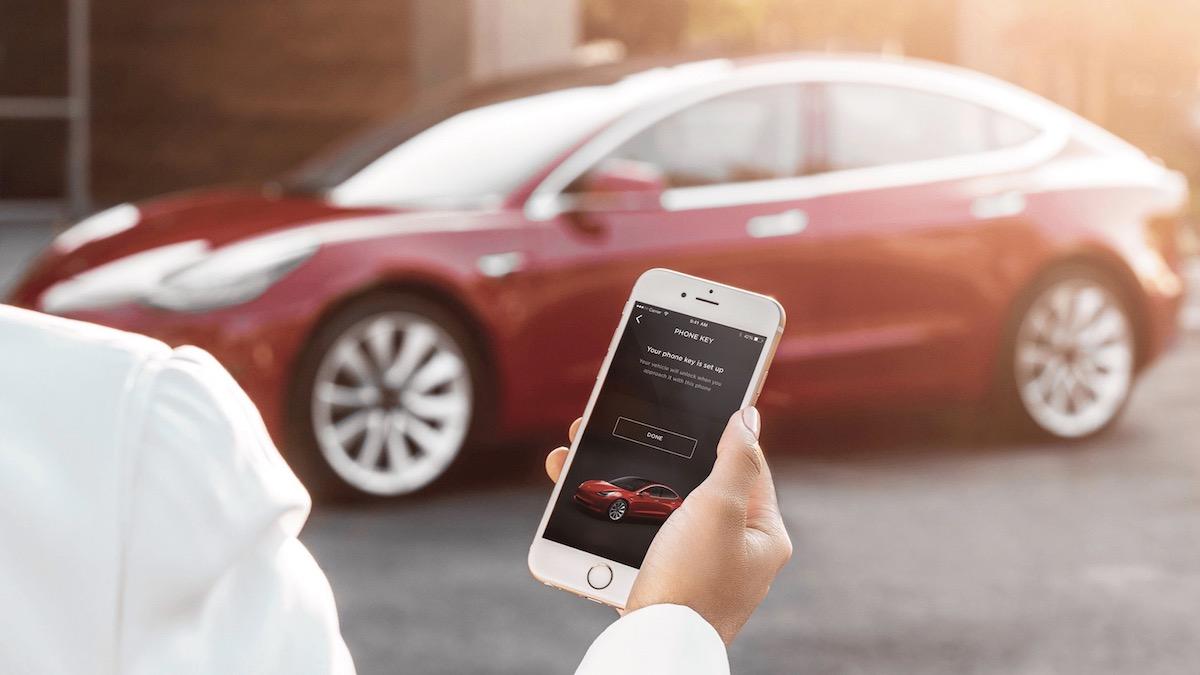 Компания Tesla запустила бесконтактную покупку машин 1