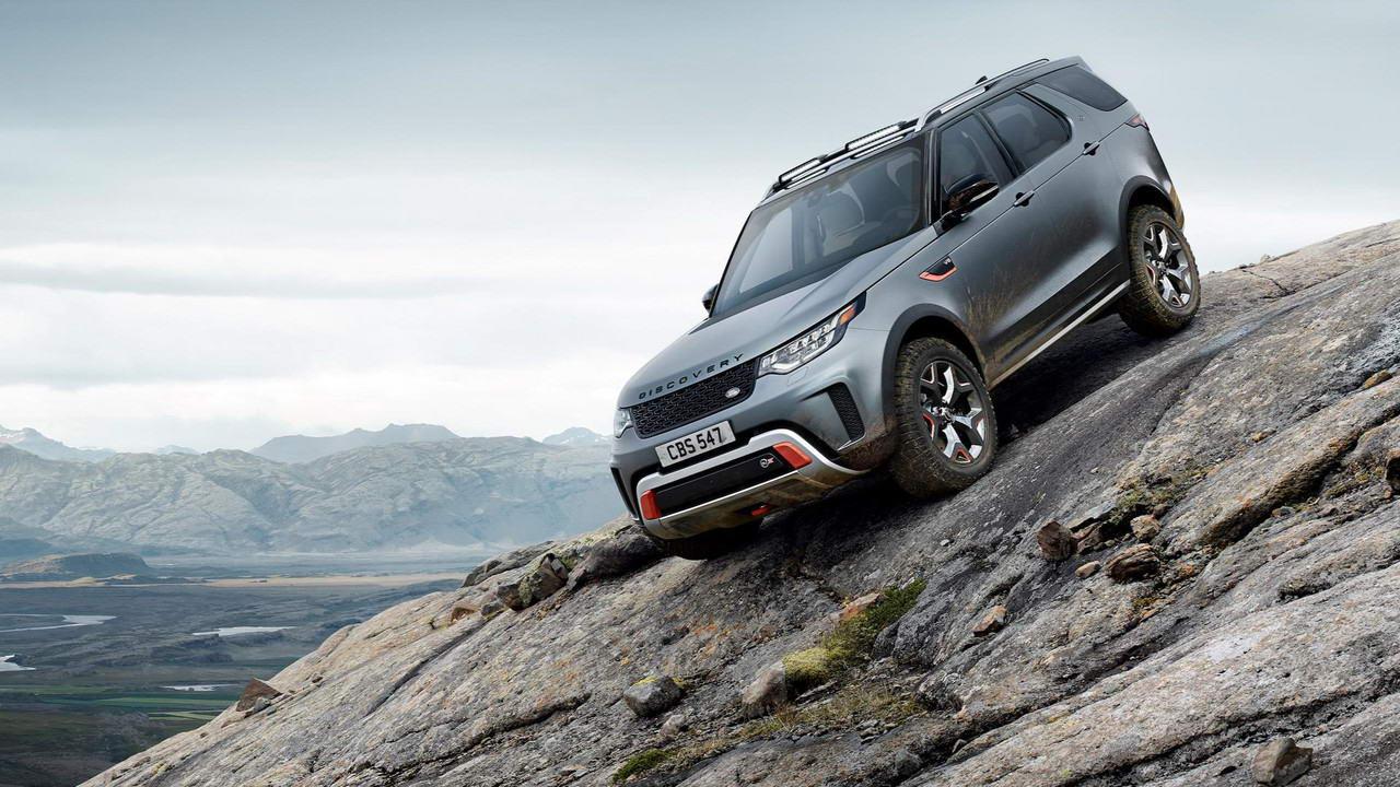 Компания Land Rover откажется от дизельных V8 1