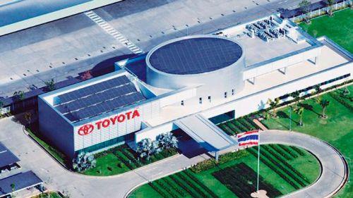 Toyota полностью останавливает производство автомобилей и запчастей в Европе 1