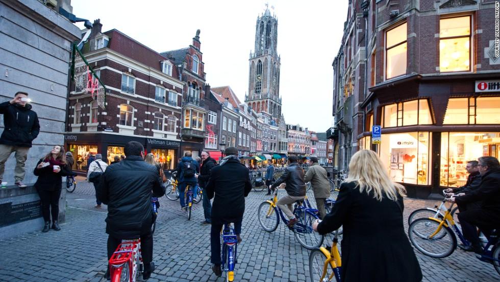 В Европе появится крупнейший район без автомобилей 1