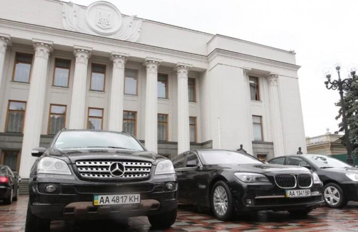 Верховная Рада передала медикам 25 автомобилей 1