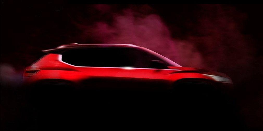 Nissan готовит новый дешевый кроссовер 1