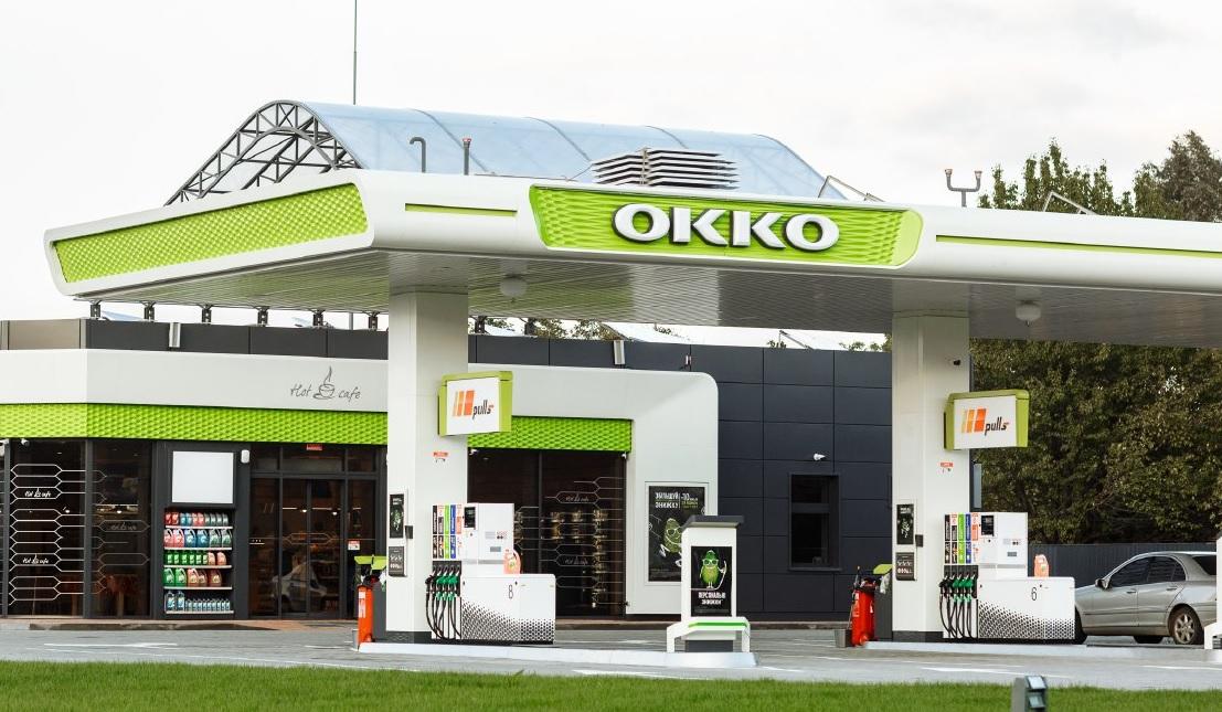 Сеть ОККО открыла новый АЗК в Киевской области 1