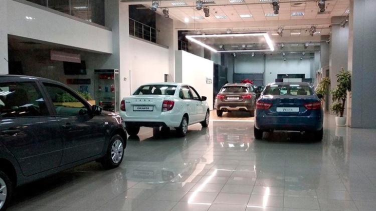 В Сети показали автомобили Lada, построенные на заводе ЗАЗ 2