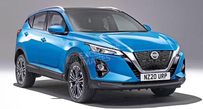 Опубликованы первые изображения нового Nissan Qashqai 1
