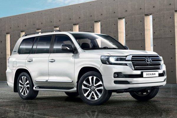 Toyota готова к премьере Land Cruiser 300 1