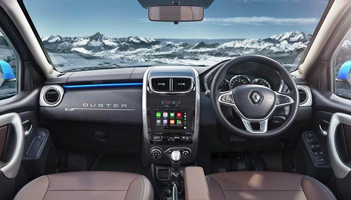 Renault обновила кроссовер Duster 2