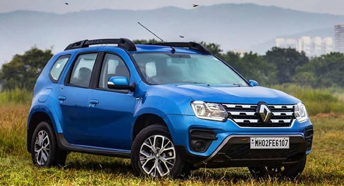 Renault обновила кроссовер Duster 1