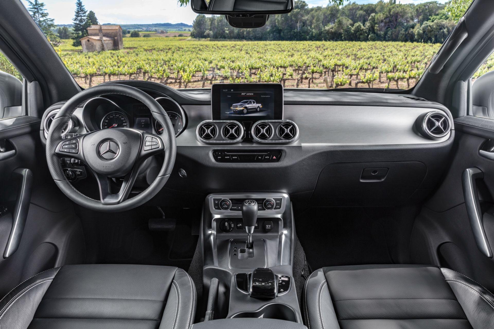 «Немец с японской душой»: обзор Mercedes-Benz X-Class 4