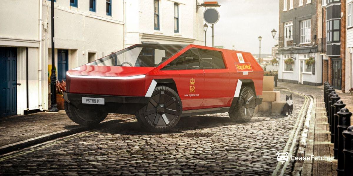 Tesla Cybertruck предстал в самых необычных образах 5