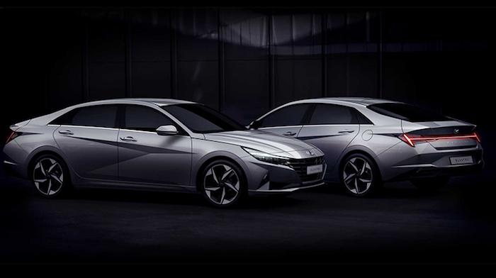 Hyundai представил седьмое поколение Elantra 1