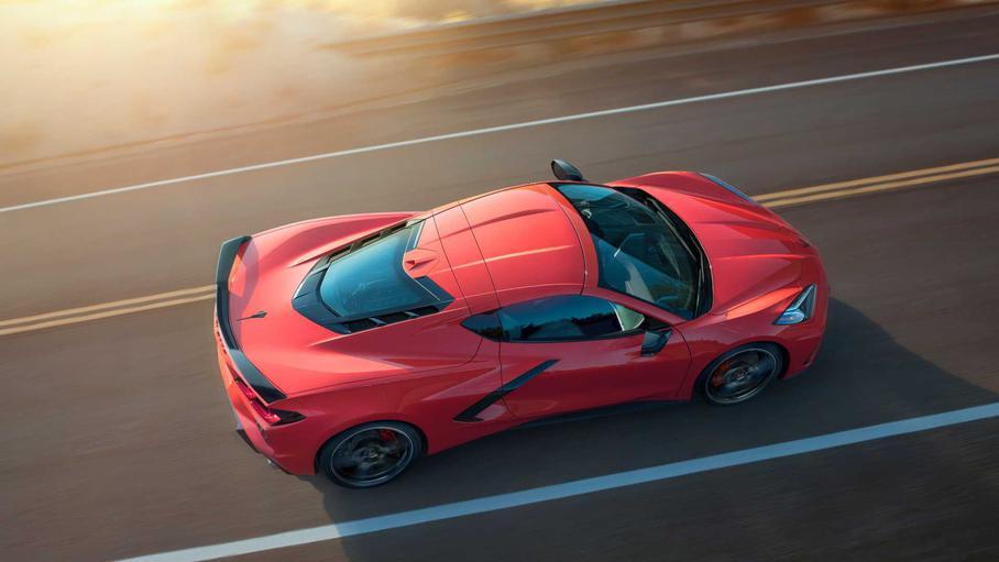 Chevrolet Corvette может пройти Нюрбургринг ещё быстрее, чем заявлено 1