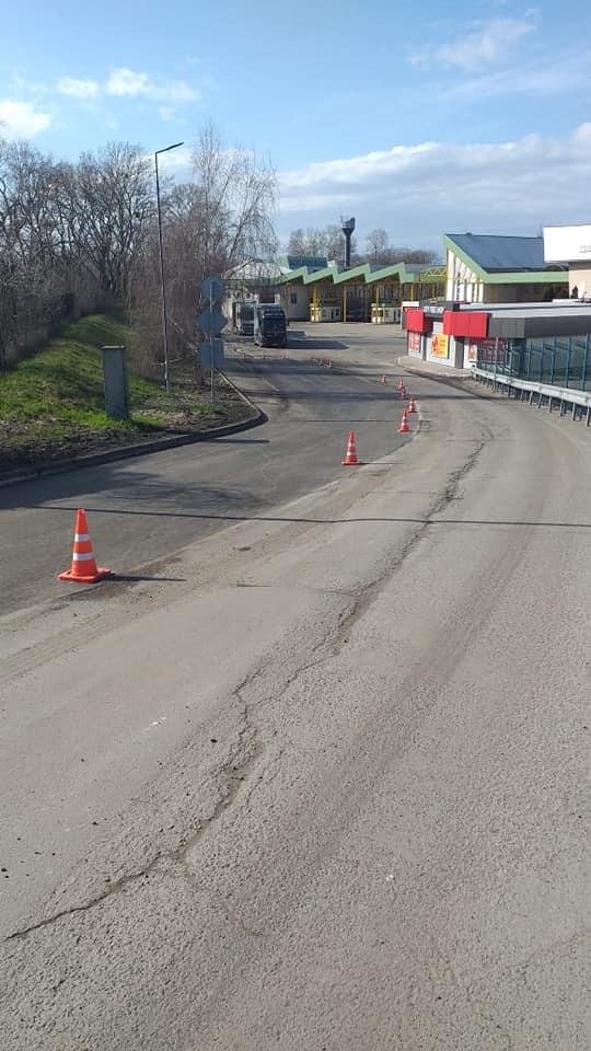 Коронавирус поспособствовал ремонту дорог в Украине 2