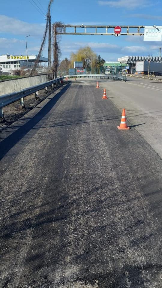 Коронавирус поспособствовал ремонту дорог в Украине 3