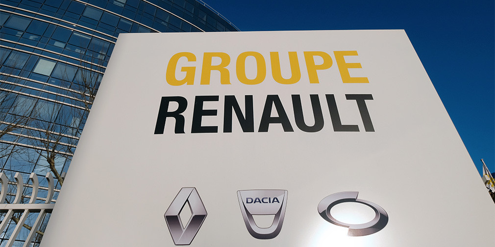 Renault остановил работу всех заводов во Франции из-за коронавируса 1