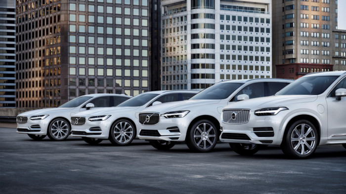 Volvo отзывает 750 тысяч автомобилей 1