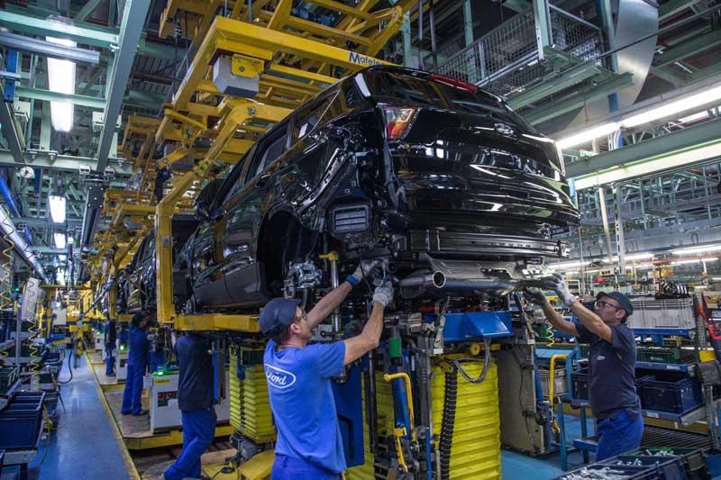 Ford закрыл свой завод в Испании 1