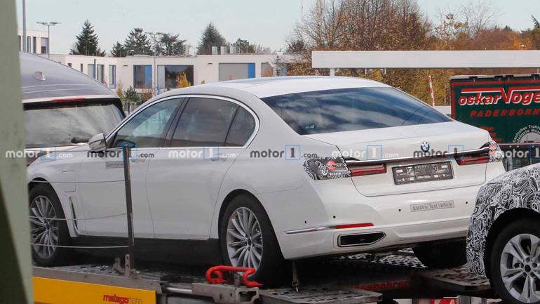 Самый мощный BMW 7-Series следующего поколения будет электрическим 1