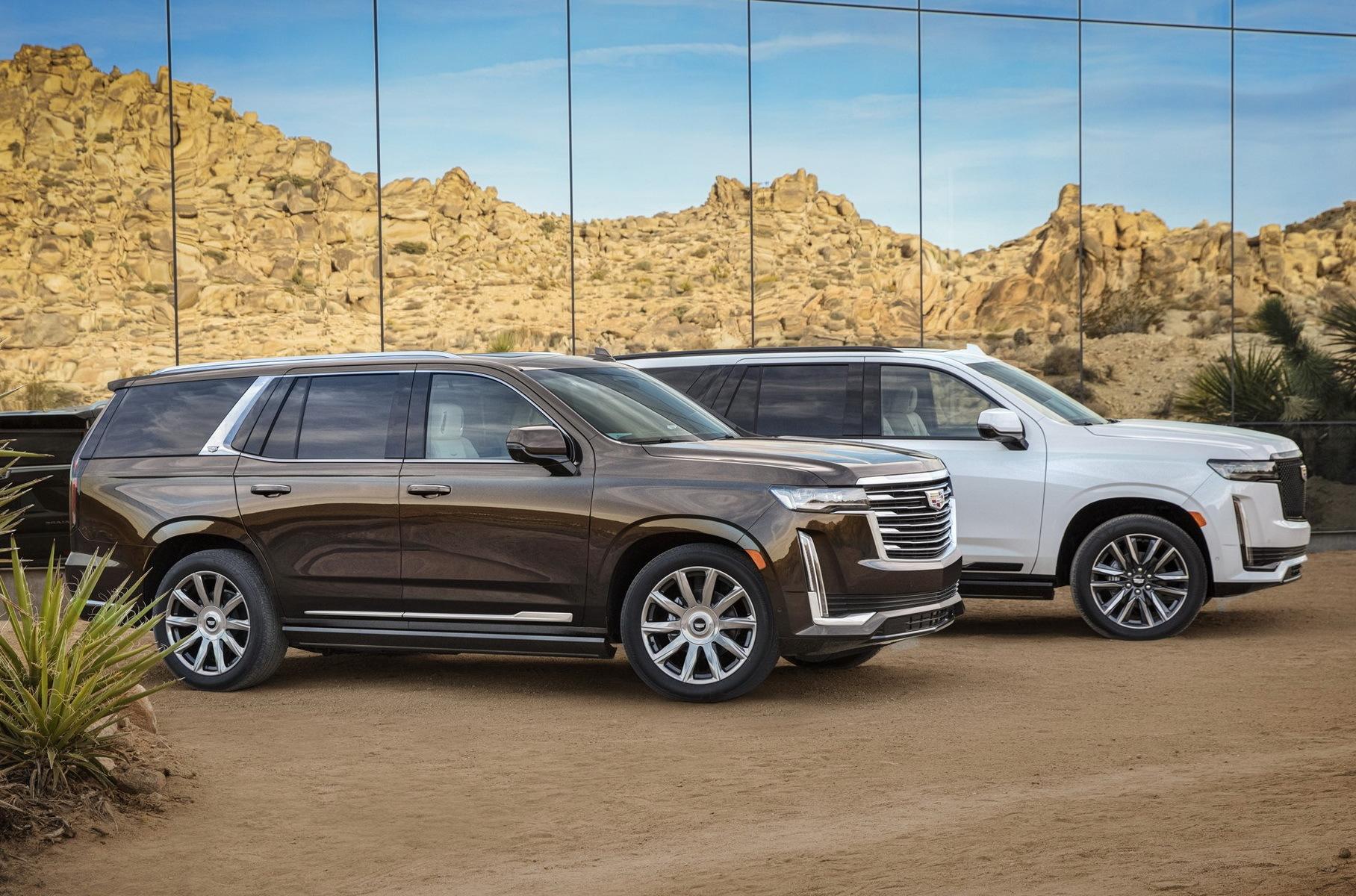 Cadillac Escalade получил революционные изменения 1