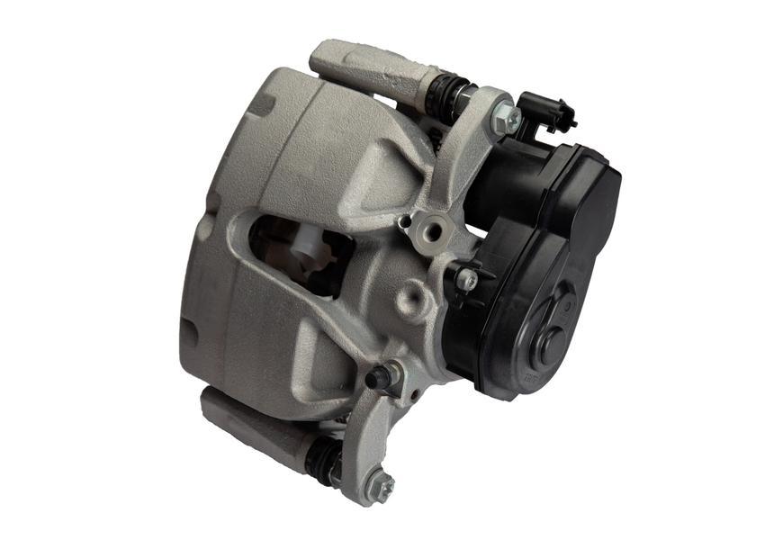 ZF изобрела передний электрический «ручник» 1
