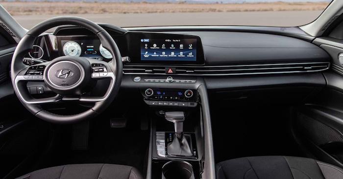 Hyundai представил седьмое поколение Elantra 2