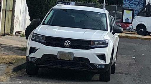 Volkswagen тестирует новый кроссовер 1