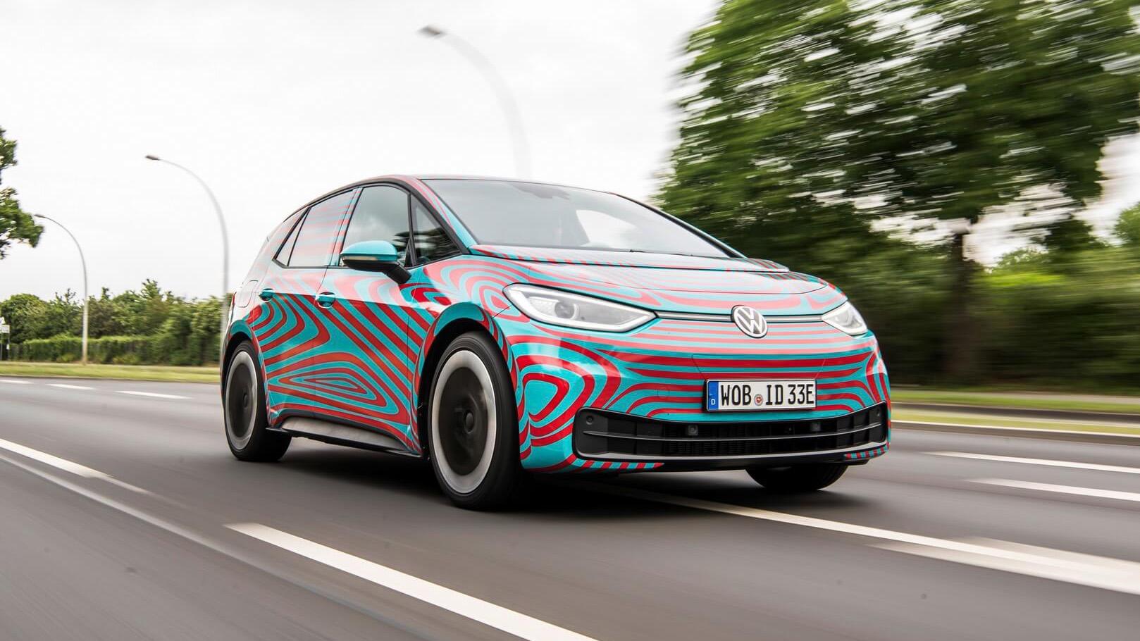 Владельцы электрокаров Volkswagen смогут продавать электроэнергию 1