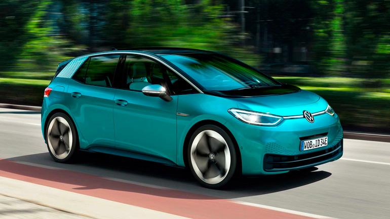 Volkswagen планирует выпустить самый компактный электромобиль 1