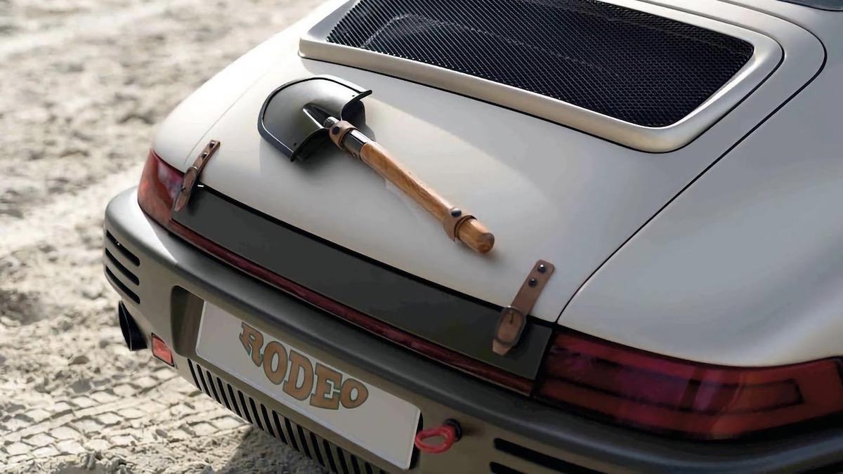 Ruf Rodeo: 510 сил, кенгурятник и дизайн в стиле Porsche 911 2