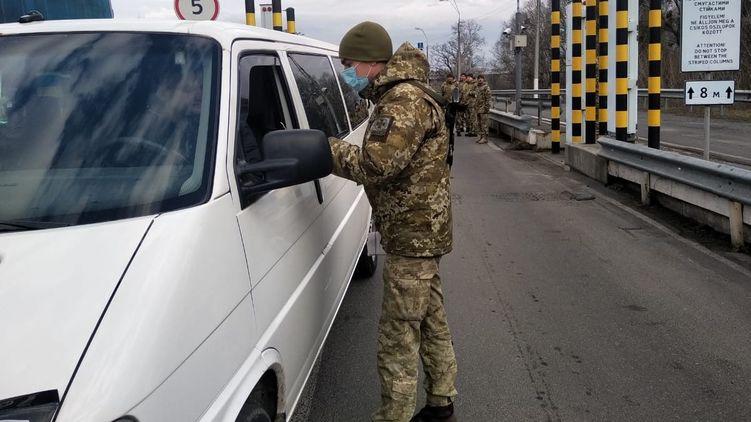 Кого из водителей коснется закрытие границ Украины 1