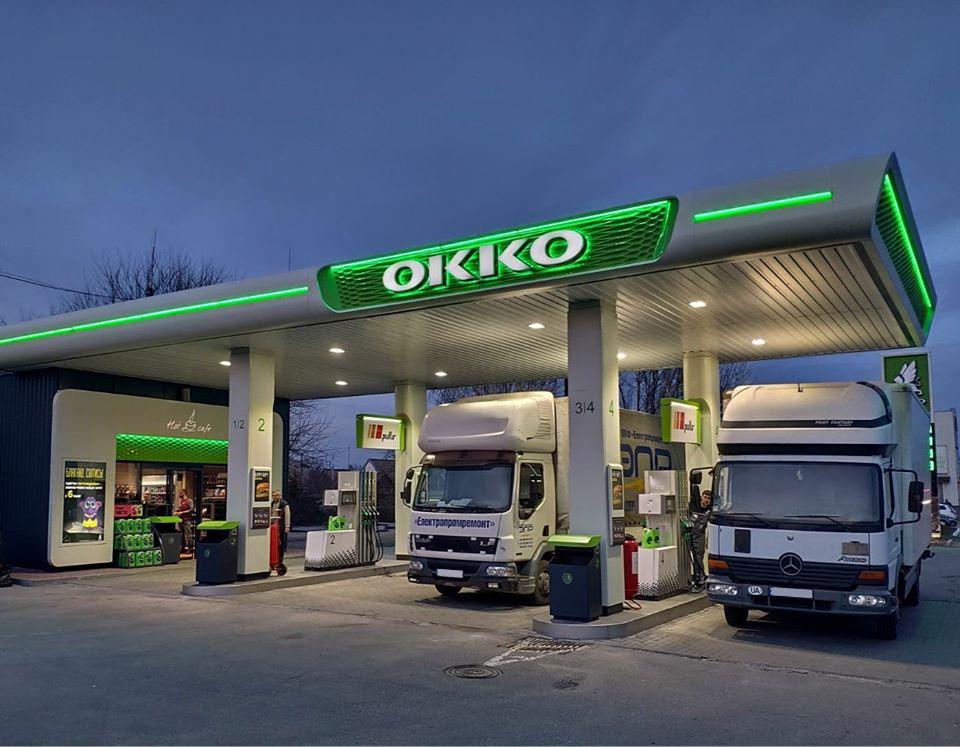 Сеть ОККО открыла новый АЗК в Запорожской области 1