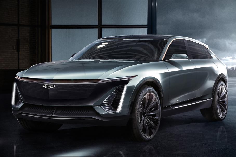 Cadillac отложил премьеру первой электрической модели из-за коронавируса 1