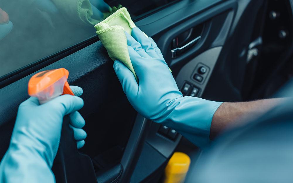 Как защитить автомобиль от коронавируса 1