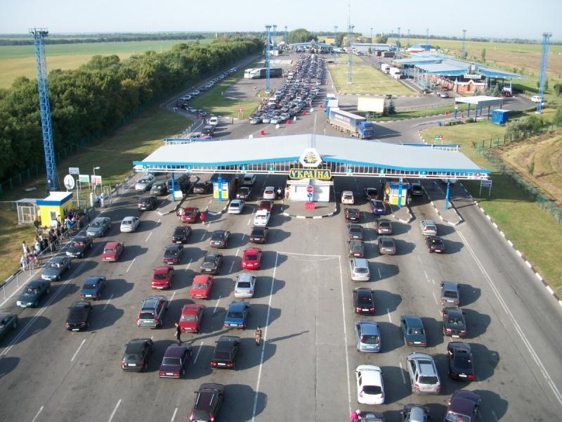 В Украине закроют 170 контрольно-пропускных пунктов 1